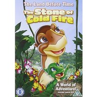 The Land Before Time 7 - The Stone Of Cold Fire DVD