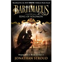 The Ring of Solomon by Jonathan Stroud (Paperback, 2011)