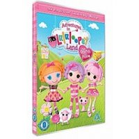Adventures in LalaLoopsy Land The Search for Pillow DVD