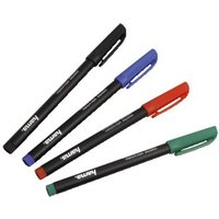 Hama CD/DVD/Blu-ray Markers, 4 pieces