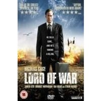 Lord Of War Single Disk DVD