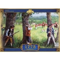 1775 Rebellion Board Game