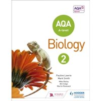 AQA A Level Biology Student Book 2 by Mark Smith, Pauline Lowrie (Paperback, 2015)