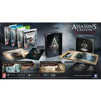 Assassin's Creed IV 4 Black Flag Skull Edition PS4 Game