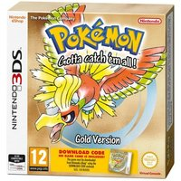 Pokemon Gold (Packaged Download Code) 3DS Game