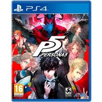 Ex-Display Persona 5 PS4 Game (Disc Only)