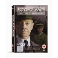 Foyles War - Series 1 Complete DVD