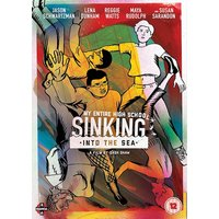 My Entire High School Sinking Into The Sea DVD