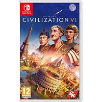 Sid Meier's Civilization VI Nintendo Switch Game