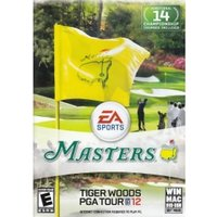 Tiger Woods PGA Tour 12 Masters Edition Game