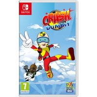 Crash Dummy Nintendo Switch Game