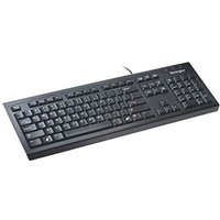 'Kensington Valukeyboard - Wired Keyboard For Pc, Laptop, Desktop Pc, Computer, Notebook. Usb Keyboard Compatible With Dell,...