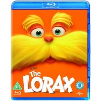 The Lorax 2012 Relseeve Blu Ray