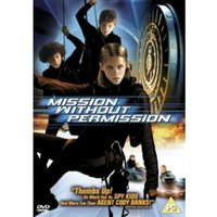 Mission Without Permission DVD