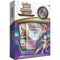 Pokemon TCG Shining Legends Pin Collection- Mewtwo
