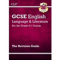 New GCSE English Language and Literature Revision Guide - For the Grade 9-1 Courses by CGP Books (Paperback, 2015) by CGP...