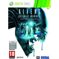 Aliens Colonial Marines Limited Edition Game