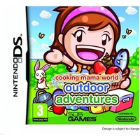 Cooking Mama World Outdoor Adventures Game