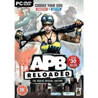 APB Reloaded Special Edition Game