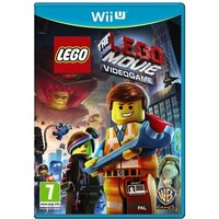 The Lego Movie Videogame Wii U Game