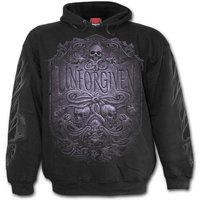 Unforgiven Men's Large Hoodie - Black