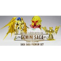 Gemini Premium Soul Of Gold (Saint Seiya) Bandai Action Figures