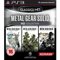 Metal Gear Solid HD Collection Game