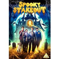 Spooky Stakeout DVD