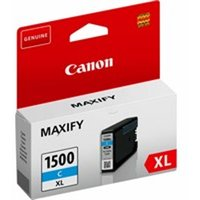 Canon 9193B001 (PGI-1500 XLC) Ink cartridge cyan, 1.02K pages, 12ml
