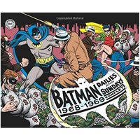 Batman The Silver Age Newspaper Comics Volume 2 1968-1969 Hardcover