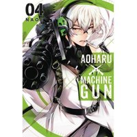 Aoharu X Machinegun Volume 4