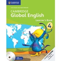 Cambridge Global English Stage 4 Learner's Book with Audio CD (2)