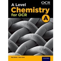 A Level Chemistry A for OCR Student Book