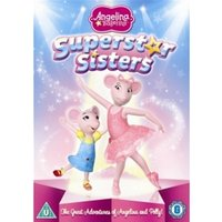 Angelina Ballerina - Superstar Sisters DVD