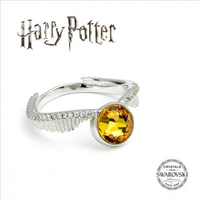 Golden Snitch Ring- Medium