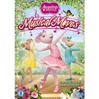 Angelina Ballerina Musical Moves DVD