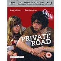 Private Road Blu-ray & DVD