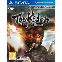 Toukiden The Age Of Demons Game PS Vita