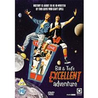 Bill And Ted's Excellent Adventure DVD
