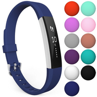Yousave Activity Tracker Single Strap - Dark Blue (Small)