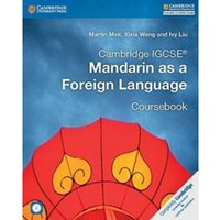 Cambridge IGCSE (R) Mandarin as a Foreign Language Coursebook with Audio CDs (2)
