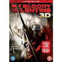 My Bloody Valentine 3D Limited Edition DVD