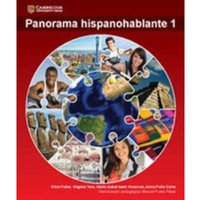 Panorama hispanohablante Student Book 1 by Virginia Toro, Maria Isabel Isern Vivancos, Chris Fuller, Alicia Pena-Calvo...