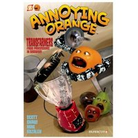 Annoying Orange #5: Transfarmers Fruit Processors in Disguise!