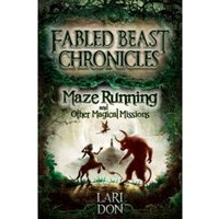 Maze Running and other Magical Missions : 4