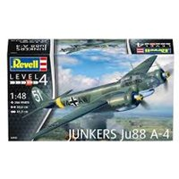 Junkers Ju88 A-4 1:48 Revell Model Kit