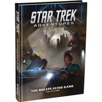 Star Trek Adventures RPG Core Rulebook (Hardback)
