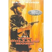 For a Few Dollars More DVD