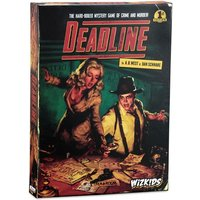 Deadline Board Game