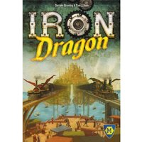 Iron Dragon Board Game